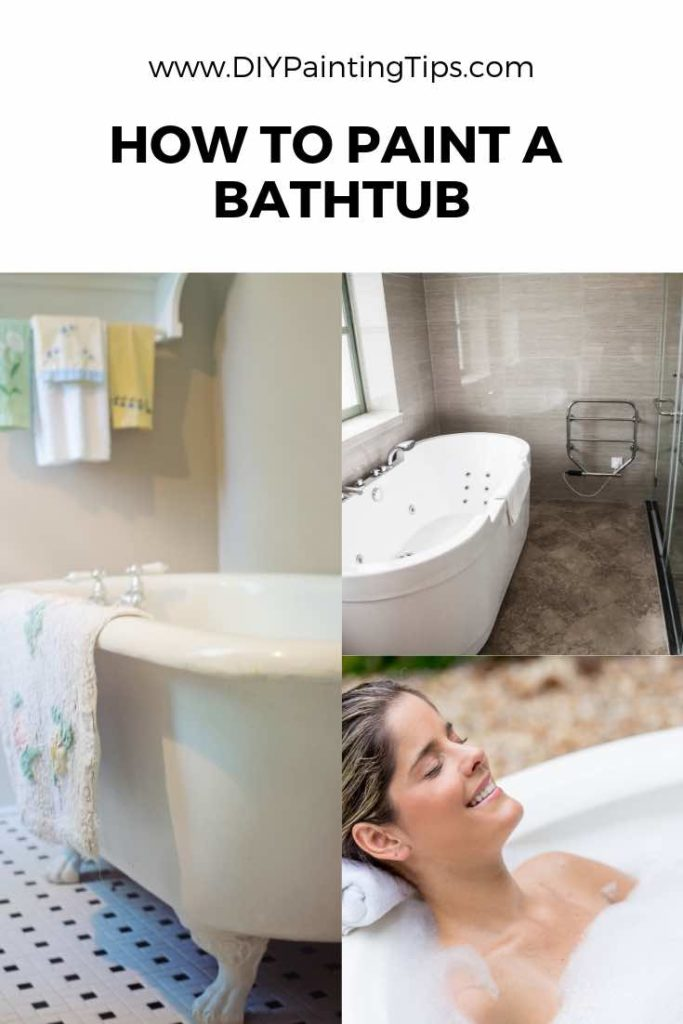 How To Paint A Bathtub Yourself A Complete Diy Guide Diy