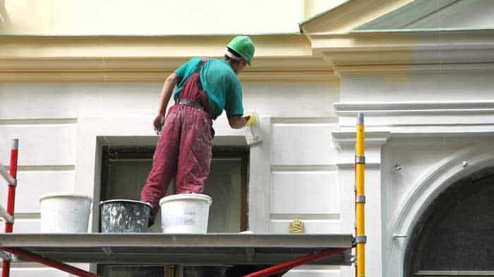 Exterior House Painting - Business Niche