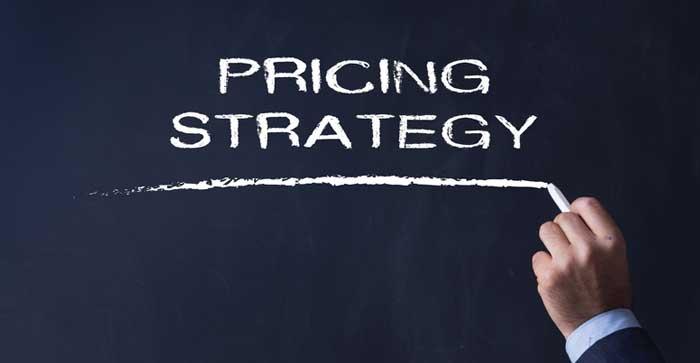 Determining Your Prices