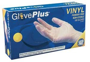 Vinyl Painting Gloves