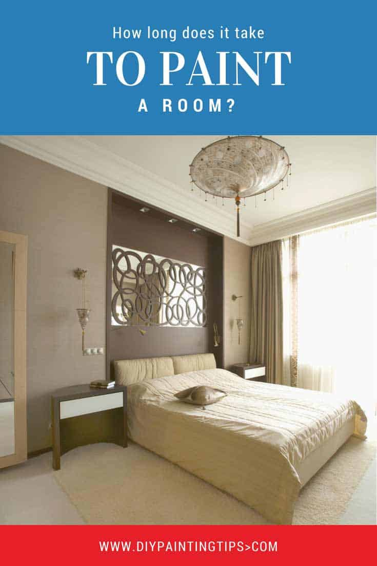 How Long Does It Take To Paint A Room - DIY Painting Tips