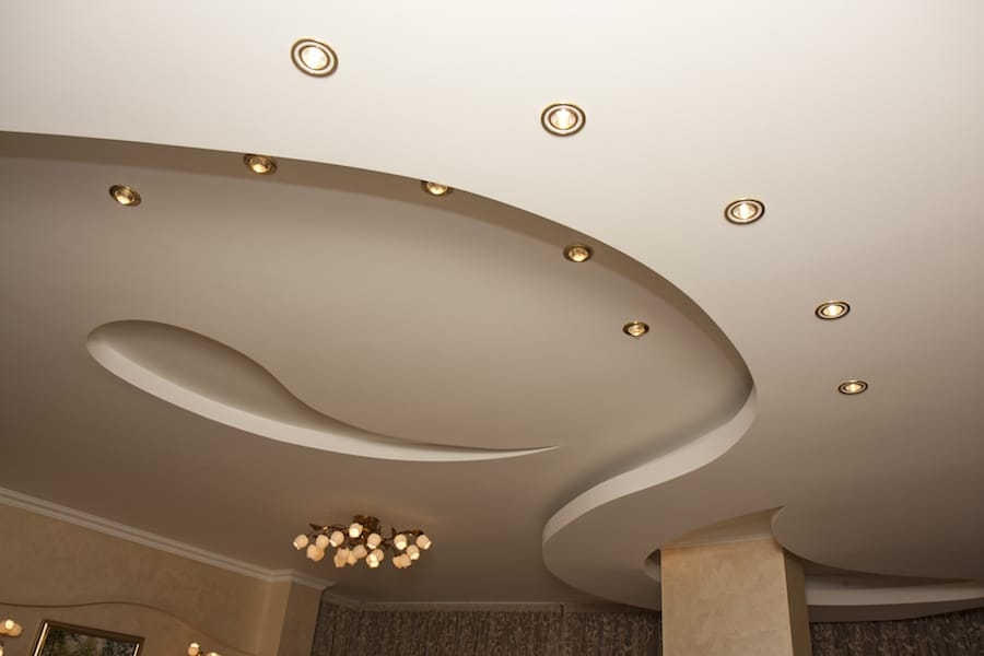 How To Paint A Ceiling Without Roller Marks 1