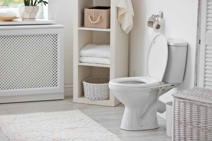 How To Paint Behind A Toilet (The Fastest and Easiest Method)