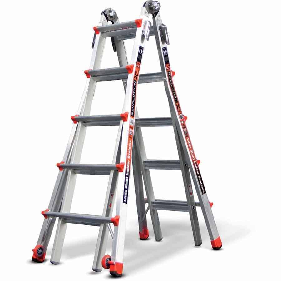 Little Giant Work Ladder