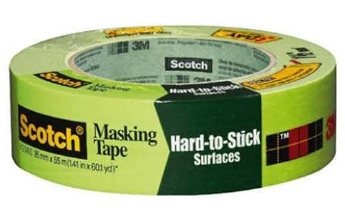Scotch Hard To Stick Painter's Tape