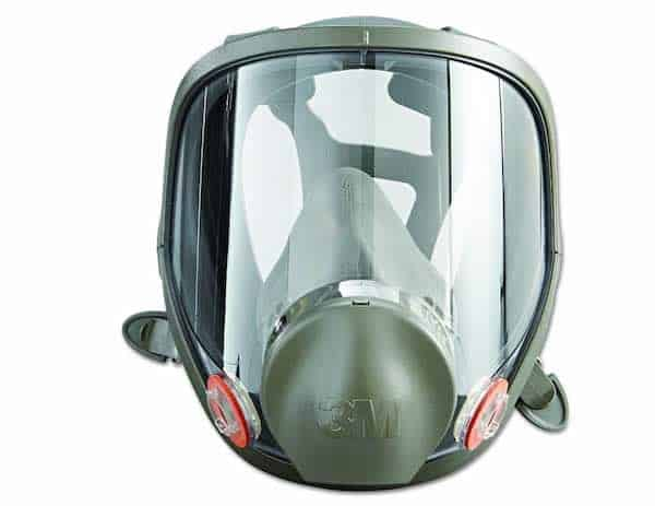 3M Full Face Paint Respirator