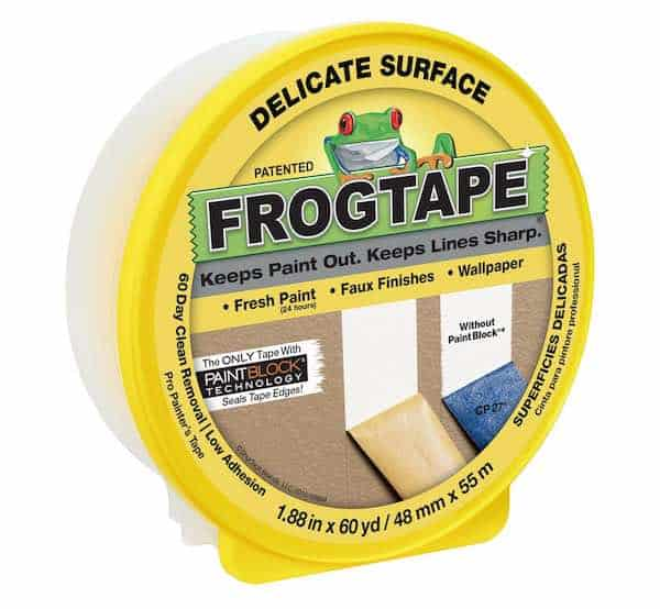 Frog Tape Delicate Surface Painter's Tape