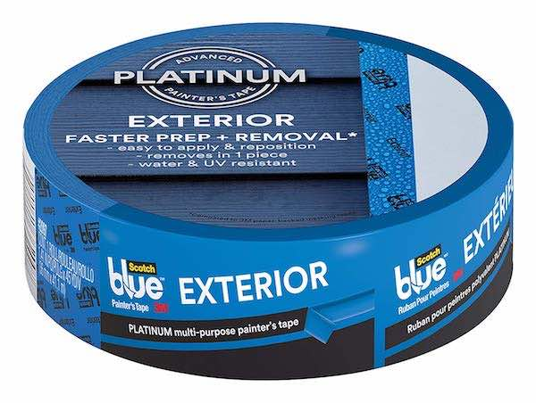 Scotch Blue Platinum Exterior Painter's Tape
