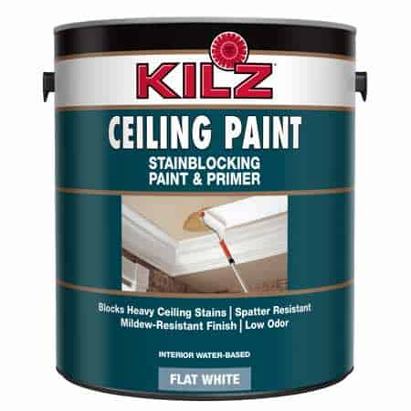 Killz Ceiling Paint Stainblocking Paint and Primer