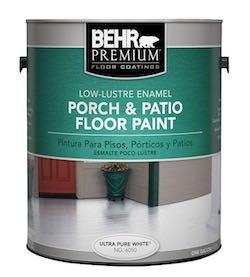 Behr Floor Paint