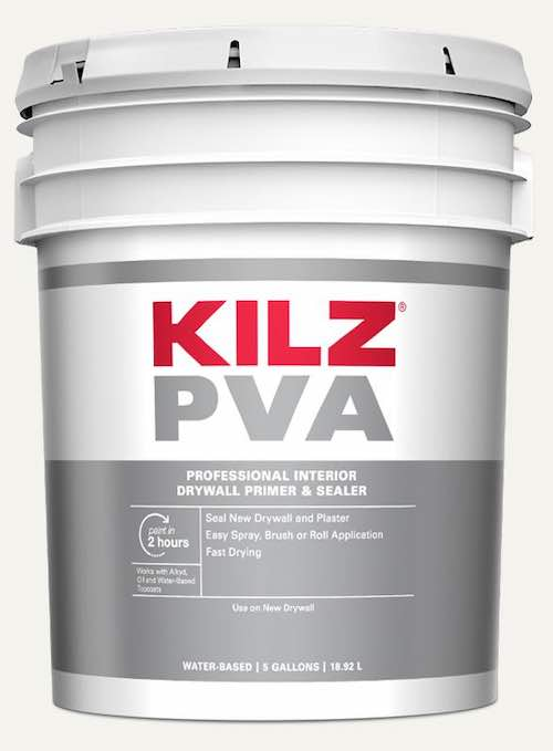 Kilz PVA Drywall Primer