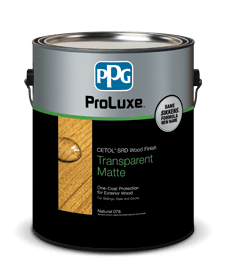 PPG ProLuxe Deck Stain - Sikkens