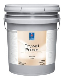 Sherwin Williams Drywall Primer