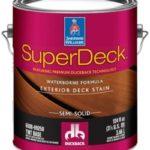 Sherwin Williams Super Deck