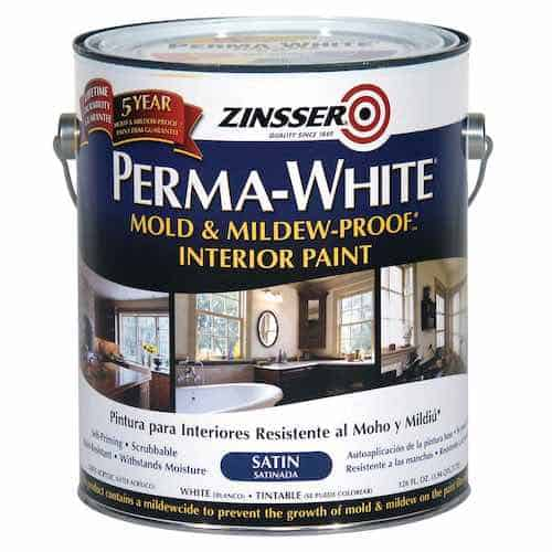 Zinsser Perma-White Bathroom Paint