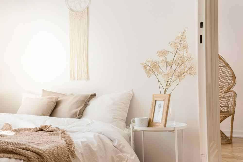 Light Beige Bedroom