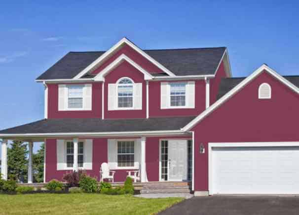 20 Popular Exterior House Colors for 2021 10