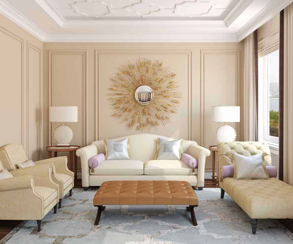 12 Ways To Use Light Beige Paint In Your Home 2