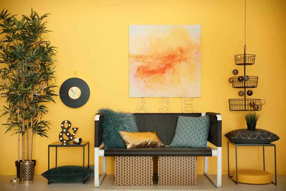 21 Living Room Paint Ideas You Can Use In Your Home 3