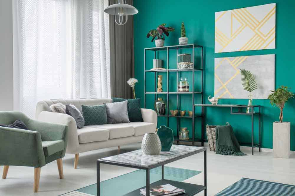 21 Living Room Paint Ideas You Can Use In Your Home 4