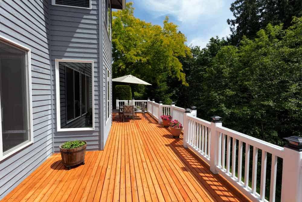 Woodland Cedar Deck Stain