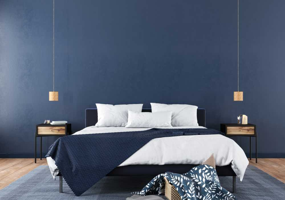 Pantone's 2020 color of the year landed on our guide to the best bedroom paint colors.