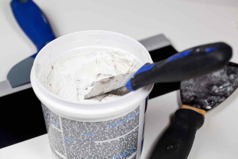 How To Remove wallpaper - Drywall Compound