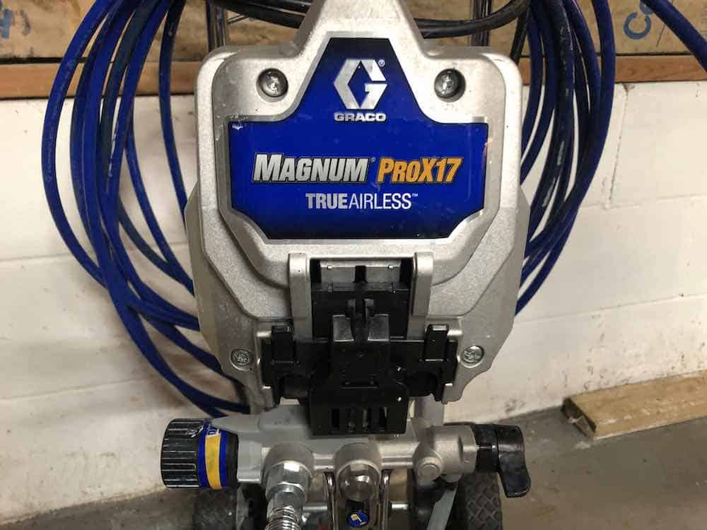Graco Magnum ProX17 Airless Sprayer Review