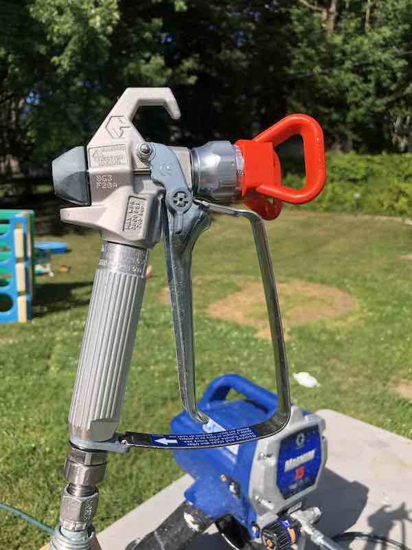 Graco SG2 Airless Spray Gun