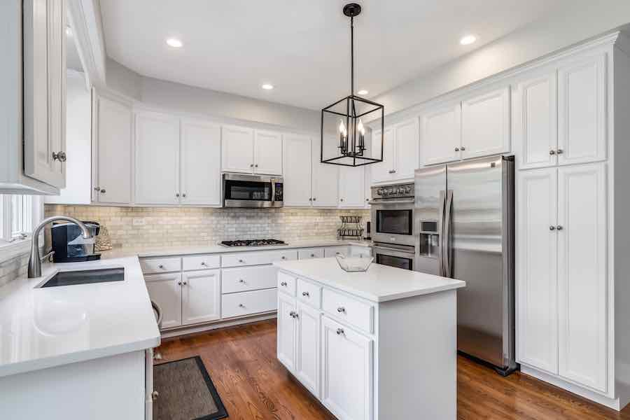 The Absolute Best Paint For Cabinets In, Is Painting Kitchen Cabinets Difficult
