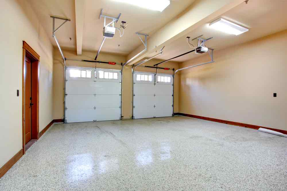 Use interior paint for your best paint for garage walls for attached garages and moderate climates.