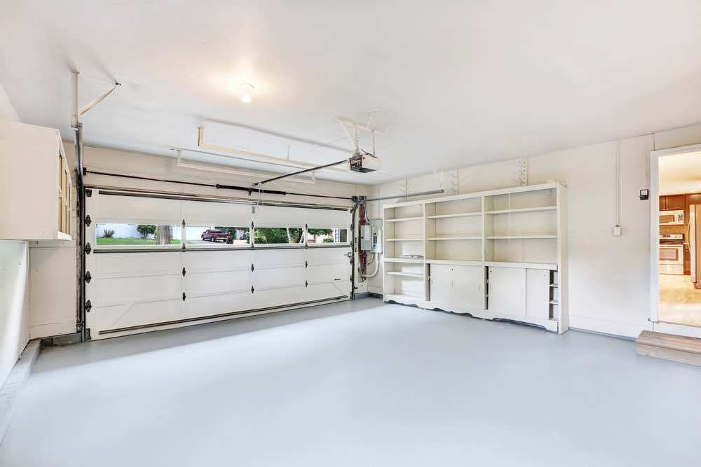 Priming your garage walls, you can extend the life of the topcoat.
