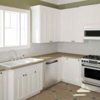 Painting Over Kitchen Cabinets
