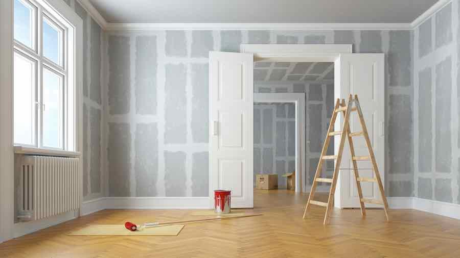 Priming new drywall with kilz 2