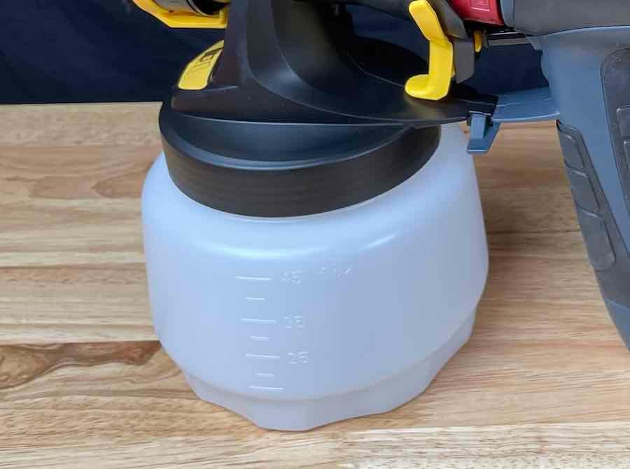 Wagner Flexio 2000 - 1.5 Qt Paint Cup
