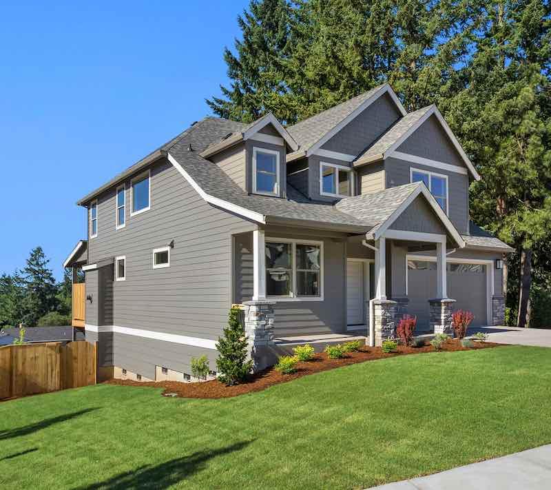 Medium Sized Home