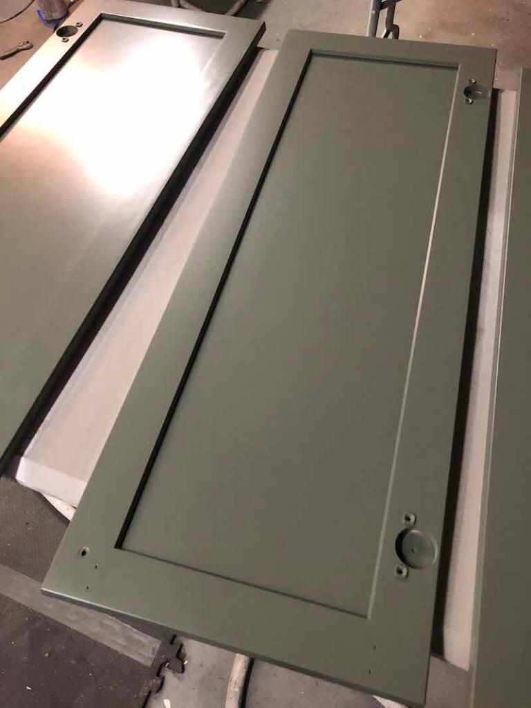 Finished Cabinet Door